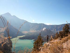 OPEN TRIP Gunung Rinjani 2021