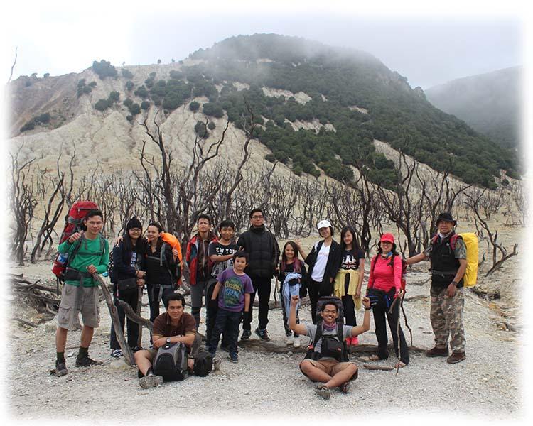 Layanan Pendakian